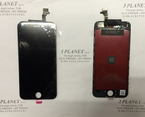iPhone 6 nero